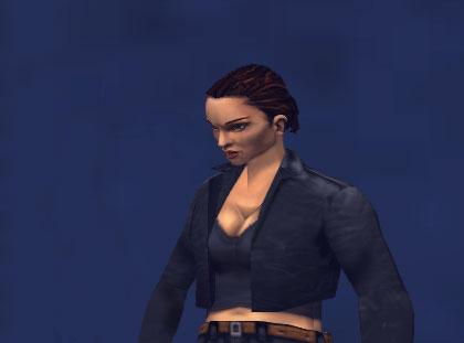 "Grand Theft Auto III - Каталина. ""Прости, детка. Я амбициозная девушка."""