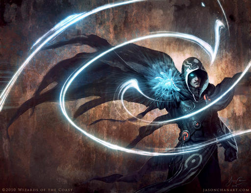 Magic: The Gathering — Duels of the Planeswalkers - Planeswalkers - Джейс Белерен (Jace Beleren)