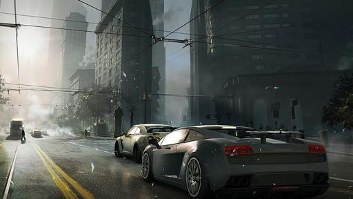 Need for Speed: The Run - Рецензия на Need for Speed: The Run