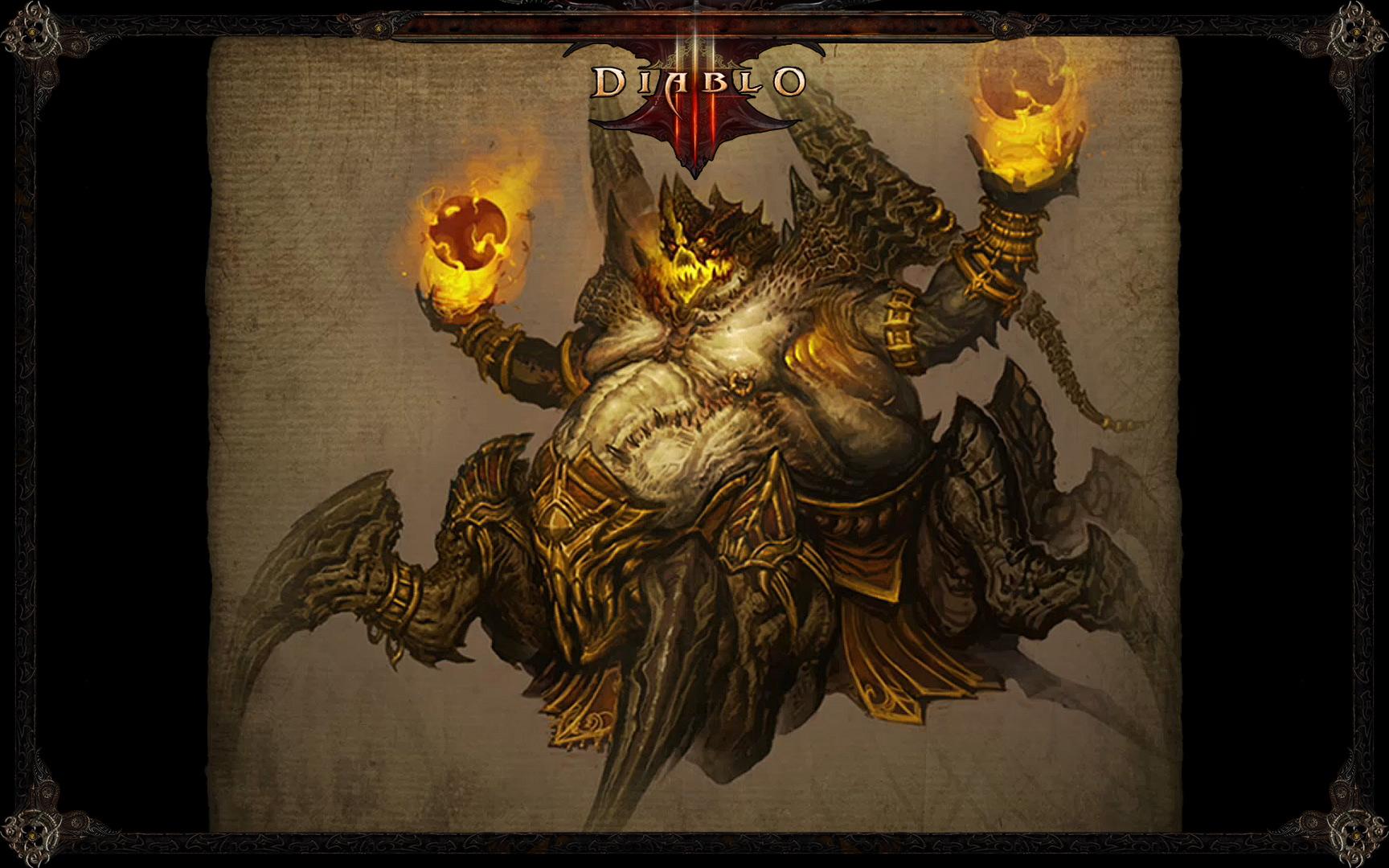 Бестиарий: Азмодан [Azmodan] — Diablo III — Игры — Gamer.ru ...