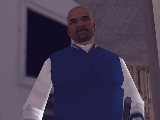 """Grand Theft Auto III - 8-Ball. """"Для такой работы нужно много фейерверков"""""""