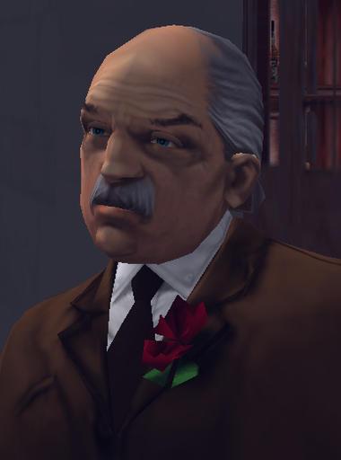 """Grand Theft Auto III - Сальваторе Леоне. """"У тебя великое будущее, мой мальчик"""""""