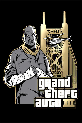 Grand Theft Auto III - Обновление Grand Theft Auto III: 10 Year Anniversary Edition для Android до версии 1.2