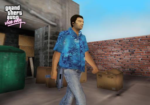 Grand Theft Auto: Vice City - Grand Theft Auto: Vice City - какой могла быть игра