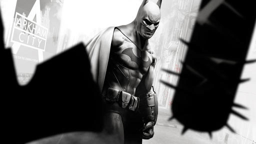 Batman: Arkham City - Рецензия на Batman: Arkham City