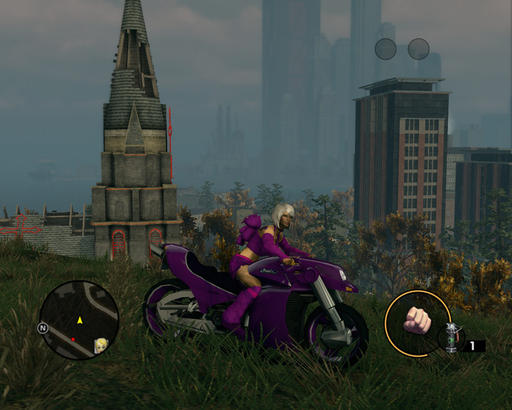 Saints Row: The Third - Обзор Saints Row: The Third