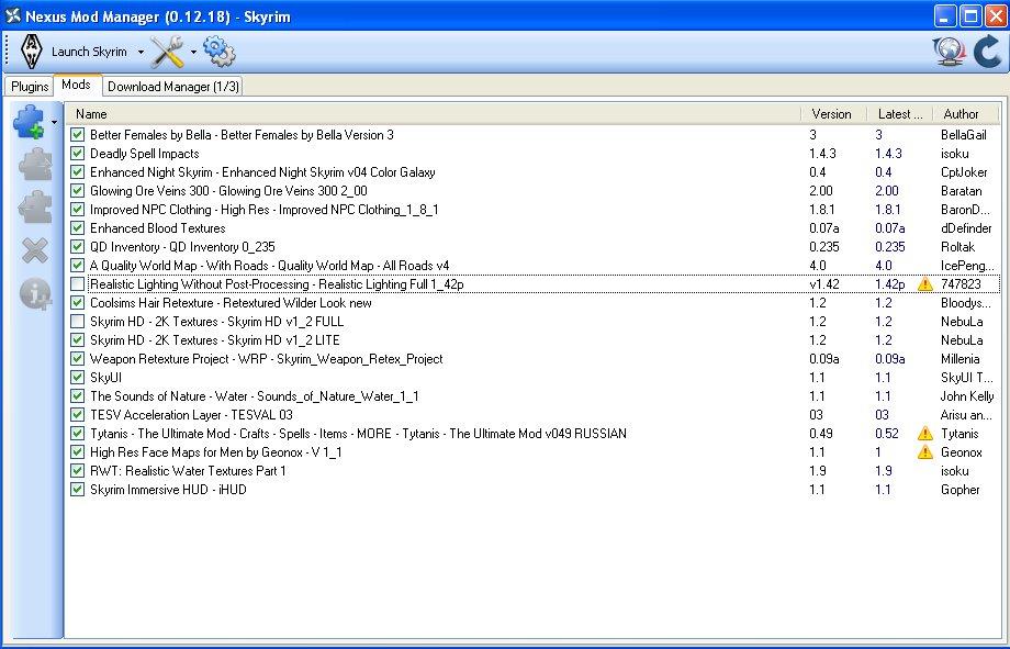 инструкция Nexus Mod Manager - фото 5