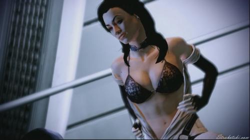 Секс сцены в mass effect 1 2 3