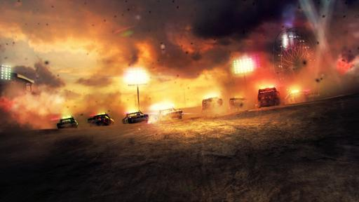 DiRT: Showdown - Анонс DIRT: Showdown
