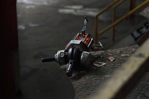 Half-Life 2 - Гравипушка  в реальной жизни