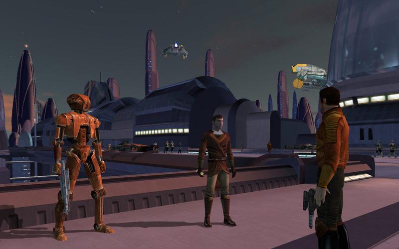 Увеличить скриншот из игры Star Wars: Knights Of The Old Republic&quo