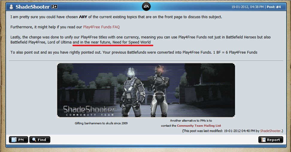 Battlefield Play4Free.
