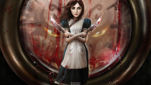 Alice: Madness Returns - Решение проблем в игре Alice: Madness Returns