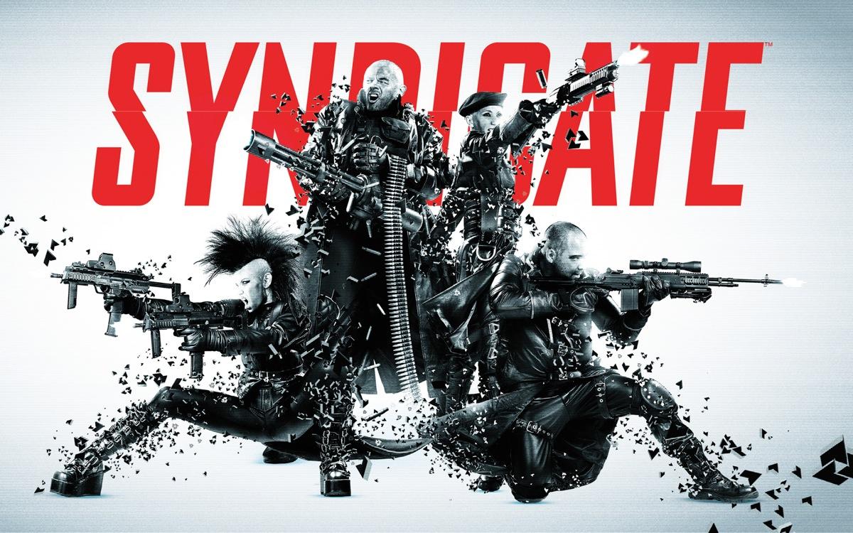 Syndicate - Киборги прошлого и...