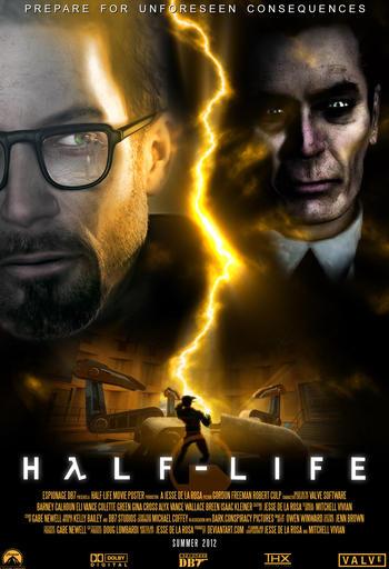 Half-Life 2 - Большая порция свежего фан арта