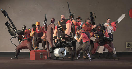 Team Fortress 2 - Heavy Show