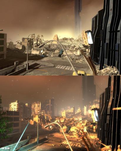 Half-Life 2 - Cinematic Mod - самый лучший мод для Half-Life 2
