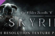 Skyrim: High Resolution Texture Pack