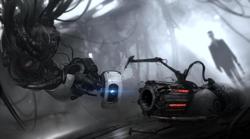 Half-Life 2 - Gabe Newell новый герой Half-Life 3