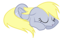 Derpy___custest_snooze_by_beastywizard-d4g1v2j