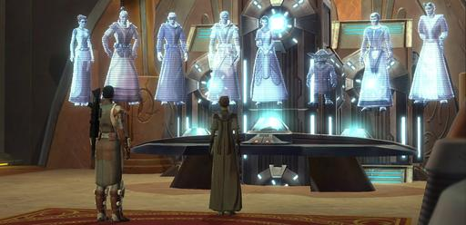 Star Wars: The Old Republic - Саммит Гильдий - Близзкон от BioWare?