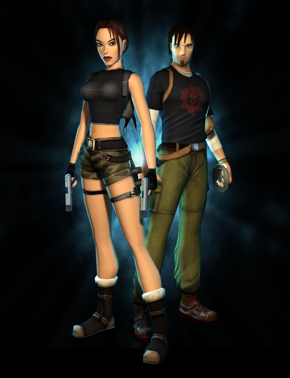 Tomb raider angel of darkness nude patch exploited actresses