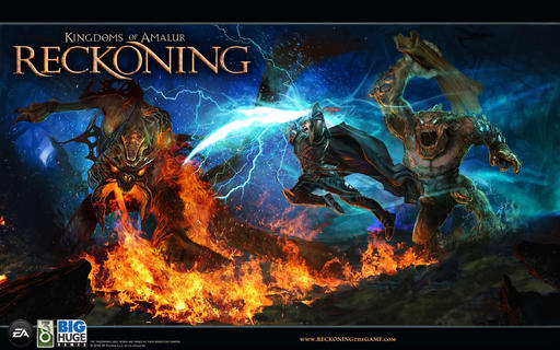 "Kingdoms of Amalur: Reckoning - Обзор на Kingdoms of Amalur: Reckoning или ""Без пяти минут слешер"""