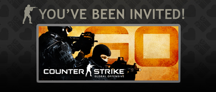 Today we added 5,000 players to the Counter-Strike Global Offensive