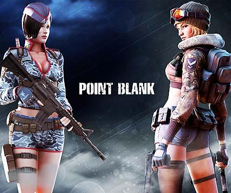 Female Domination в дисциплине Point Blank 5x5!