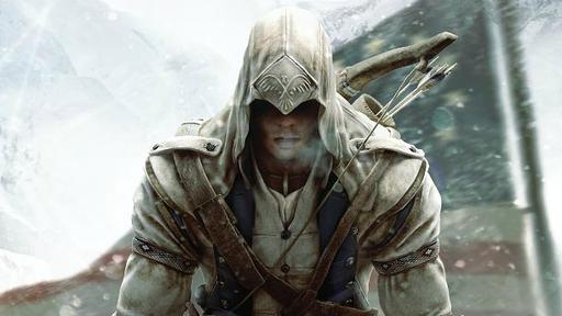 Assassin's Creed 3 GameInformer+Обложки+Арты (Update)