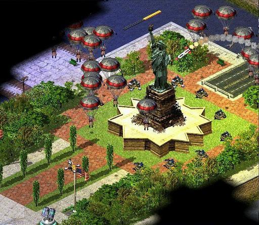 Command & Conquer Red Alert 2 - Работа на конкурс «Альтернативная история» Продолжение Советской Кампании