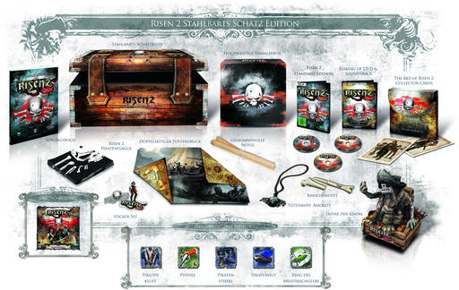 Risen 2 - Limited Edition
