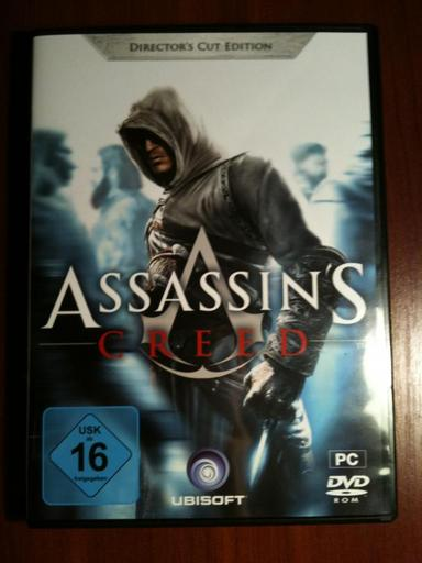Assassin's Creed - Обзор Assassin's Creed Directors Cut Edition