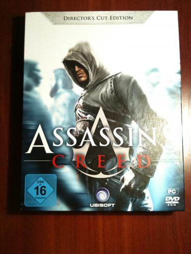 Обзор Assassin's Creed Directors Cut Edition