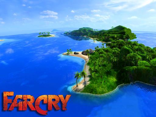 Far Cry - Смешные скрины и обои