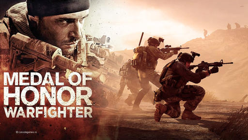 Medal of Honor: Warfighter - Подробности от ЕА Russia