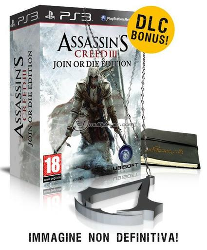 Assassin's Creed III - Assassin's Creed III Join or Die Edition