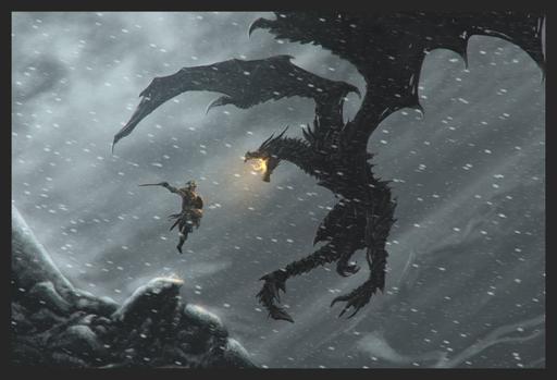 """Elder Scrolls V: Skyrim, The - """"Словарь Довакина"""" или учимся говорить на драконьем"""