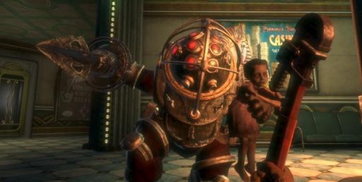BioShock - Фильм по BioShock: режиссер выбыл