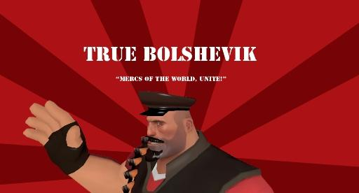 Team Fortress 2 - True Bolshevik