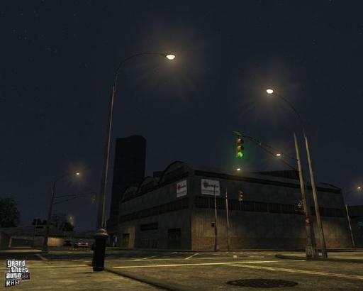Grand Theft Auto III - Перенос на движок RAGE