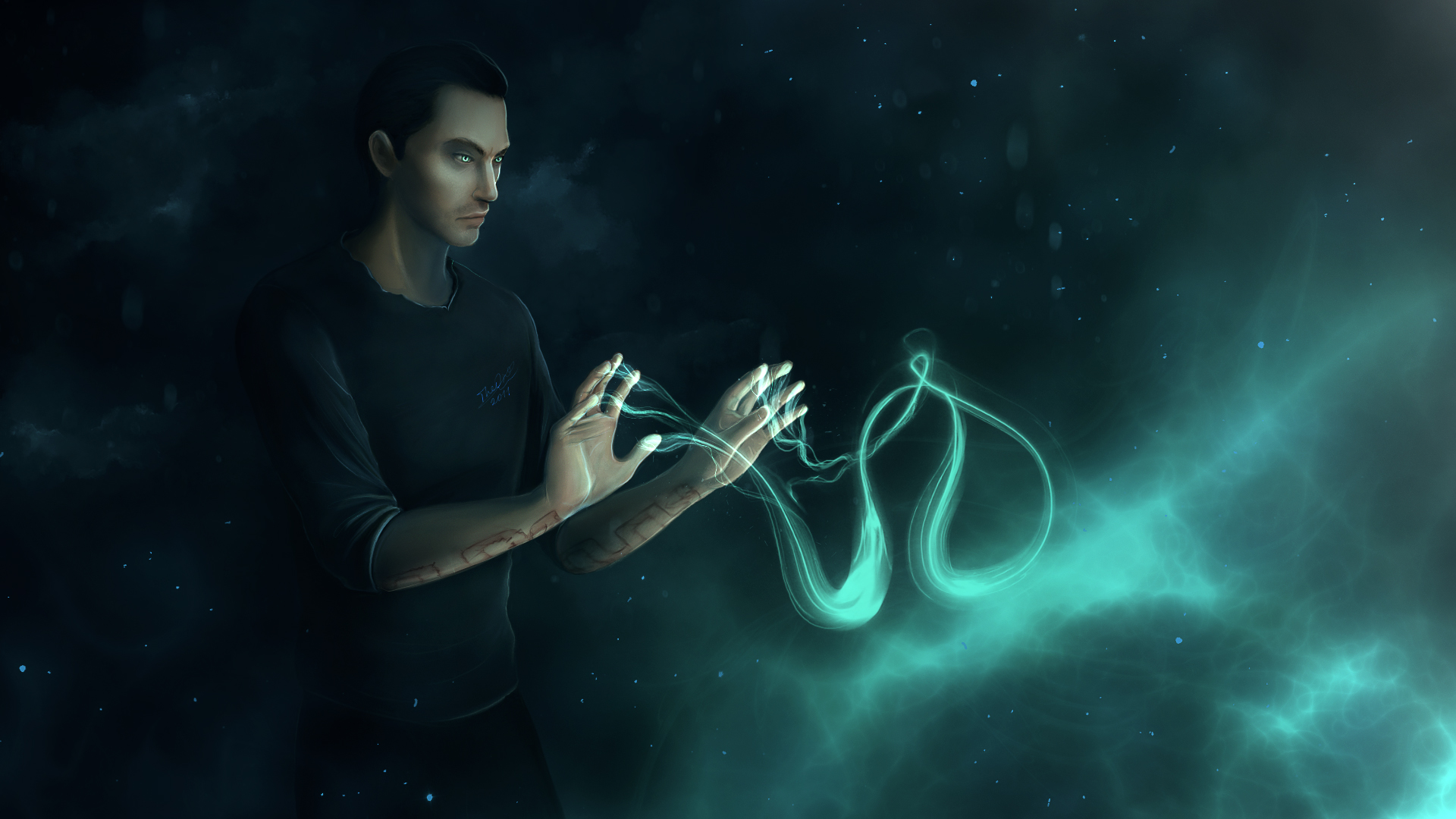 Фан-арт by ViaEstelar — Fahrenheit — Игры — Gamer.ru: социальная ...