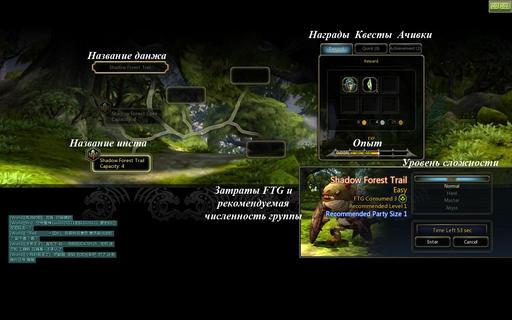 Dragon Nest - Гайд для новичков (Первый бой)