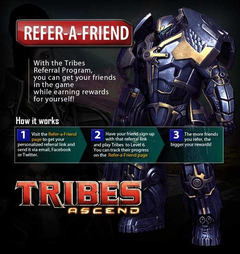 Friend Referral Program