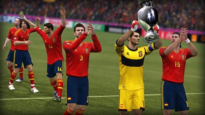 Скачать Фифа Евро 2012 Игра Скачать - фото 3