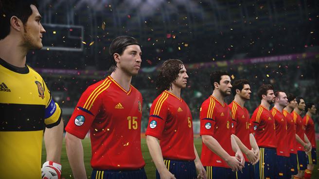 Скачать Фифа Евро 2012 Игра Скачать - фото 2