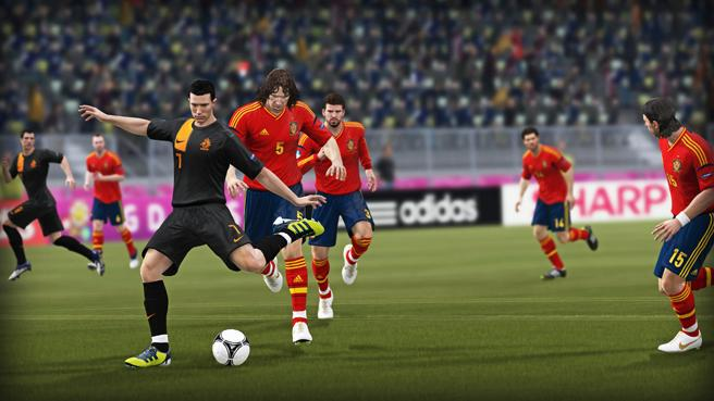 скачать uefa euro 2012 игра