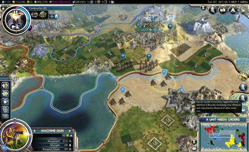 Дополнение Gods and Kings для Civilization V выйдет 22 июня