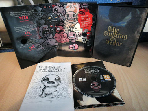 Binding of Isaac, The - Обзор издания The Binding of Isaac: Unholy Edition