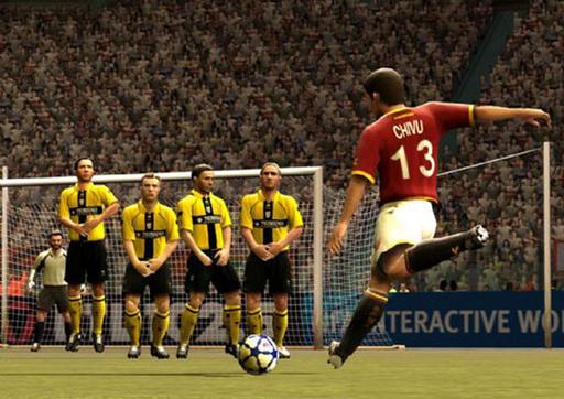 FIFA 2007 - Обзор Fifa 2007